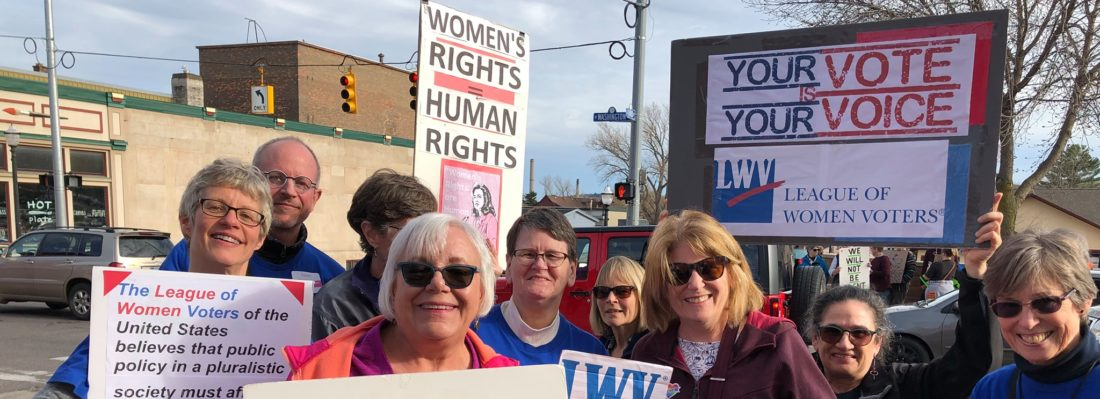League of Women Voters of Marquette County